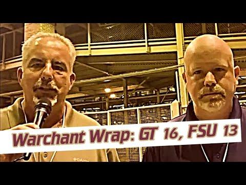 Warchant Wrap: Analysis after FSU falls 16-13 vs. Georgia Tech