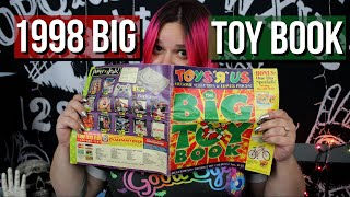 The Toys-R-Us 1998 Big Toy Book! - Elyse Explosion
