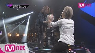 [Unpretty Rapstar]ep.08: Kisum(키썸) - To. MOM(feat.Insooni 인순이) @Semi-Final