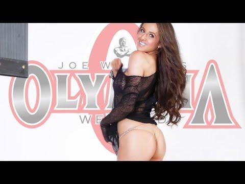 OLYMPIA 2016 Winner Bikini Fitness - Courtney King - YouTube ▶2:38
