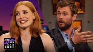 Ghost Stories W/ Jessica Chastain