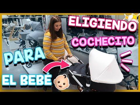 ELIGIENDO el COCHECITO del BEBE #3 🚗👶🏻 + ACTUALIZACIÓN EMBARAZO | 22 Semanas de embarazo