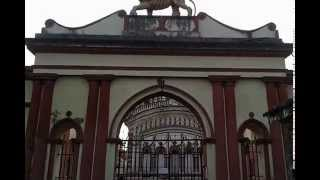 preview picture of video 'Annapurna Mandir Titagarh, Barrackpore (Kolkata) - Replica of Dakshineswar Kali Temple'
