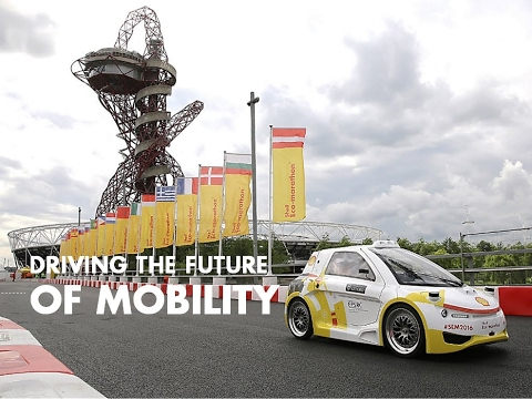 Driving the future of mobility!
