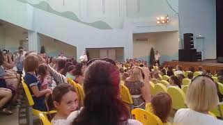Голос Дети Анапа 27.06.2017 Арина Данилова Грею Счастье