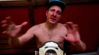 PYRAMID FIGHTS 4: Pyramid Fights 1st Ever Welterweight Champion Braden Webster-Post Fight Interview
