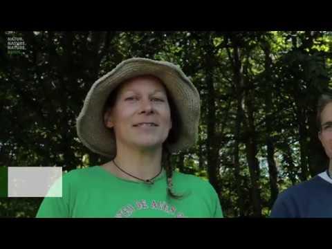 Video: Astrid Mittelstaedt zeigt Amphibien im Kottenforst