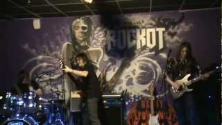Rockot Wild Band - Balls To The Wall (Accept cover)