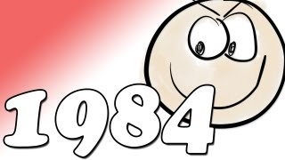 1984 By George Orwell (Book Summary And Review) - Minute Book Report
