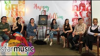 Happy 1 Million Subscribers Press Conference