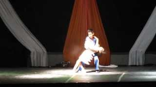 preview picture of video 'Bachatea San Juan 2013 ~ Show ~ Agustín & Camila Flores (bachata)'