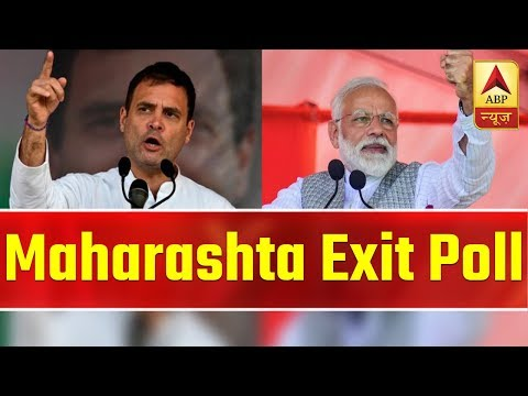 Exit Poll With Journalists: BJP+: 30, Cong+: 18 In Maharashtra   ABP News