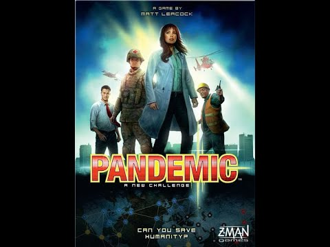 The Purge: # 2071 Pandemic: A comparison of 1st edition and 2nd edition