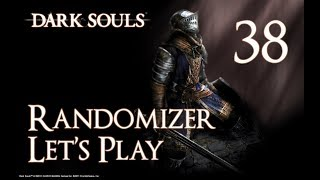 Dark Souls - Randomizer Let's Play Part 38: The Journey to Oolacile