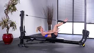 Hundred with Leg Pulley