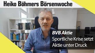 BVB-Aktie: Sportliche Krise setzt Aktie sofort unter Druck