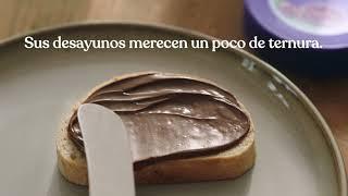 Milka Crema al cacao con avellanas Milka 6'' anuncio