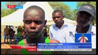 CheckPoint: Edna Jepkoskey wins the Safaricom marathon in Kisumu