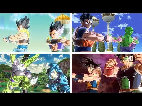 Download Father-Son Fusion Compilation - Dragon Ball Xenoverse 2 Mods HD Mp4 3GP Video and MP3
