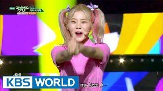 MOMOLAND - Wonderful Love (EDM Ver.) | 모모랜드 - 어마어마해  [Music Bank / 2017.06.23]