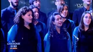 Coro Diapason  Roma Nun Fa La Stupida Stasera  La Canzone Di Noi