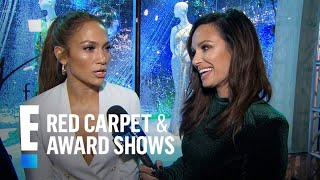 Jennifer Lopez Launches Shoe Collection With Giuseppe Zanotti   E! Red Carpet & Award Shows