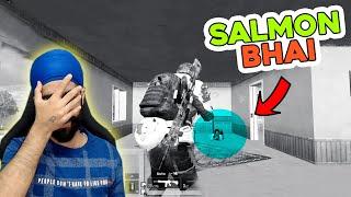 SALMON BHOI || AWM TAPATAP || PUBG MOBILE GTXPREET