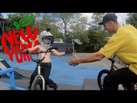 Game Of BIKE! Caiden VS Anthony Panza!
