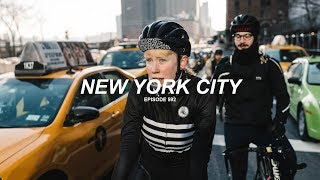 NYC - LOCAL CYCLING KNOWLEDGE