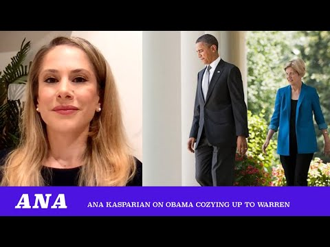 Is Bernie Why Obama Is Cozying Up To Warren? ft. Ana Kasparian