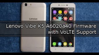 how to flash lenovo a6020a40 firmware - मुफ्त