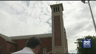 Bell ringing ceremony held at Springfield church for June tornado anniversary