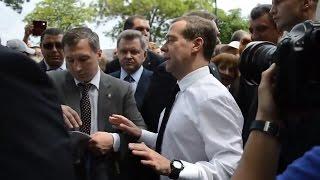 Поддерживают ли пермяки отставку Медведева?