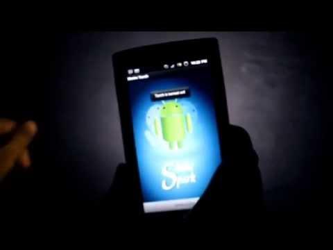 Video of Shake Torch Flash LED light