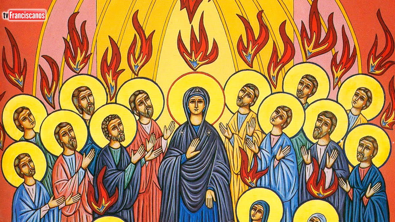 Caminhos do Evangelho   Solenidade de Pentecostes