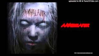Annihilator - Imperiled Eyes Instrumental ( Cover/ Rat )