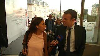 """Emmanuel Macron s'intéresse à """"la vraie vie"""" et le martèle"""