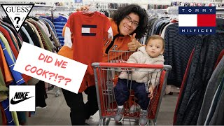 preview picture of video 'TRIP TO THE THRIFT Ep. 20   Vintage Tommy Hilfiger, NIKE and more!!'