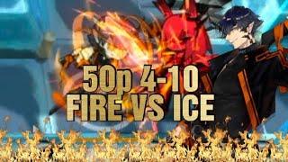 Flamebringer  - (Arknights) - [Arknights] Flamebringer Solo Frostnova :: Meme