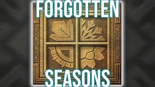 forgotten seasons skyrim