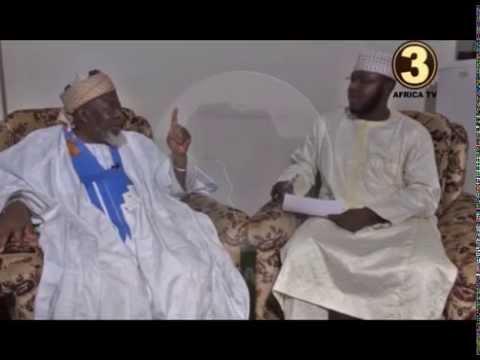 AFRICA TV 3 # SHIRIN : MUTATTAUNA TARE DA SH. SA'IDU HASSAN JINGIR KASHI NA (1)