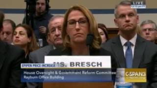EpiPen Oversight Hearing September 21, 2016 part 1
