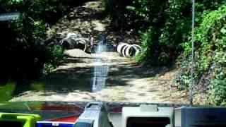 preview picture of video 'El Discovery Road en Guaco, La Vega (Cruzando Off Road)'