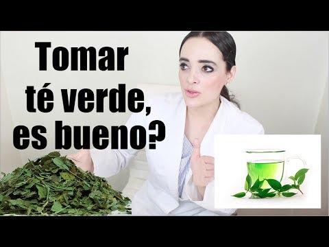 Beneficios del té verde - Melissa Herrera