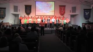 "HHBC Adult Choir with Youth Praise Team ""Soon and Very Soon"""