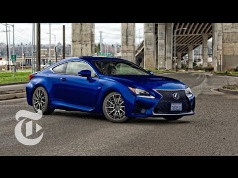 2016 Lexus RC F | Driven: Car Reviews