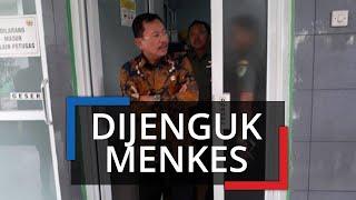 Sakit Saat Tinggal di Pengungsian Sukajaya Bogor, Ibu dan Anak Dirawat di RS Salak, Dijenguk Menkes