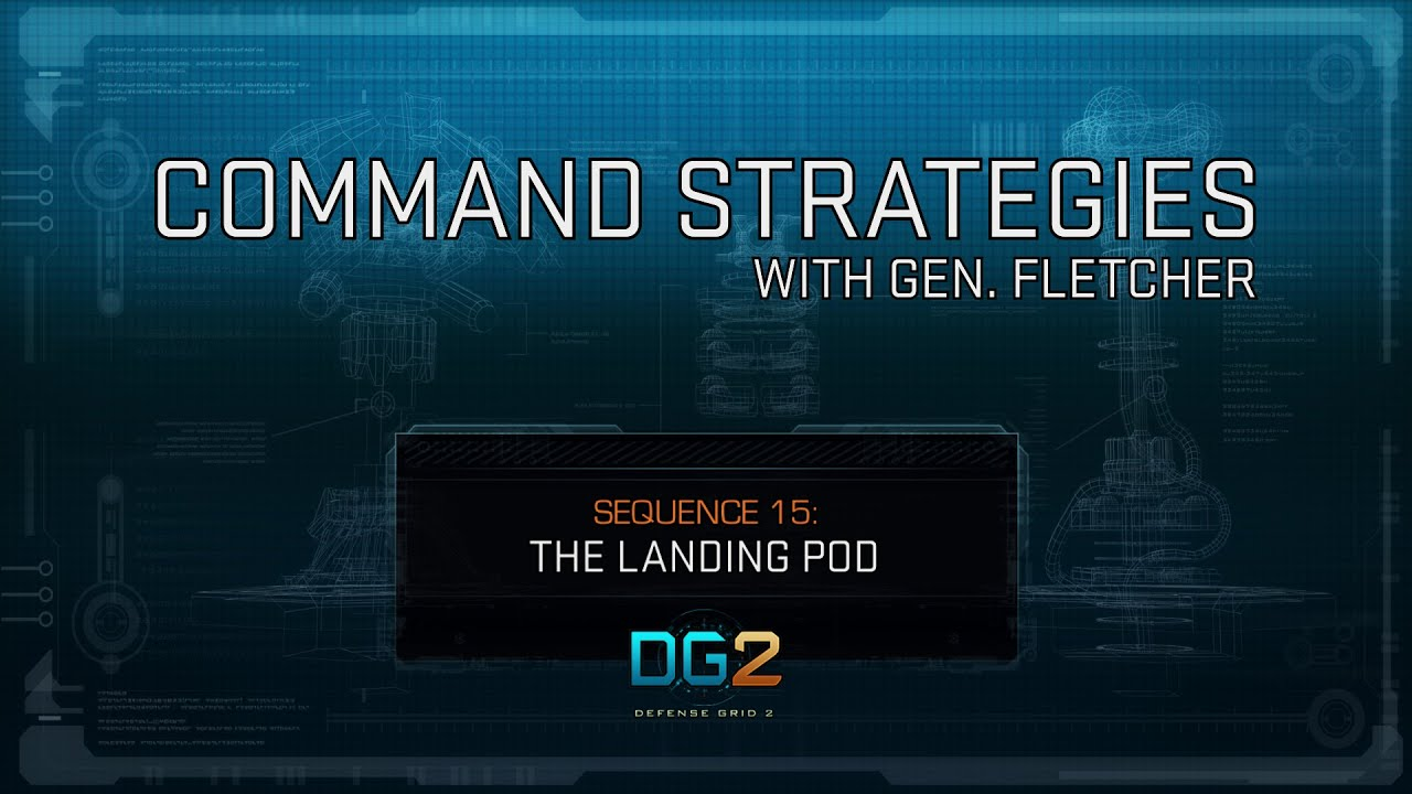 Defense Grid 2 - Sequence 15: The Landing Pod - System