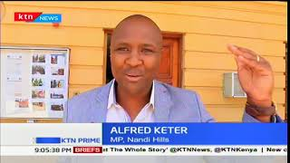 Alfred Keter among four Jubilee legislators that have been saved by court against MP Aden Duale