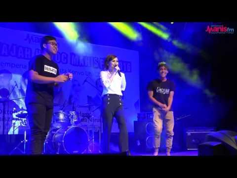 Ayda Jebat - Pencuri Hati : Konsert Jelajah Havoc Manis FM | Unisza